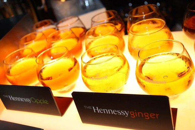 The 'Stars' of H-Artistry, Hennessy V.S.O.P's signature long drinks