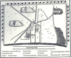 An early map of the Farm