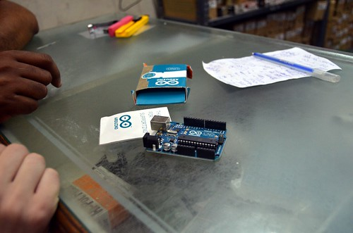 Arduino Uno at Bangalore's Market