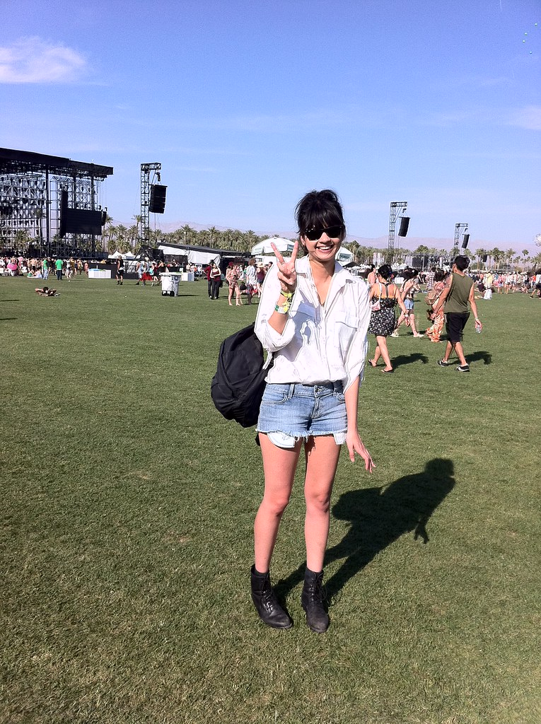 coachella day two