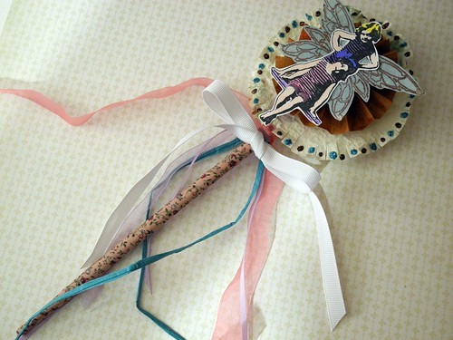 Spring Fairy Wand