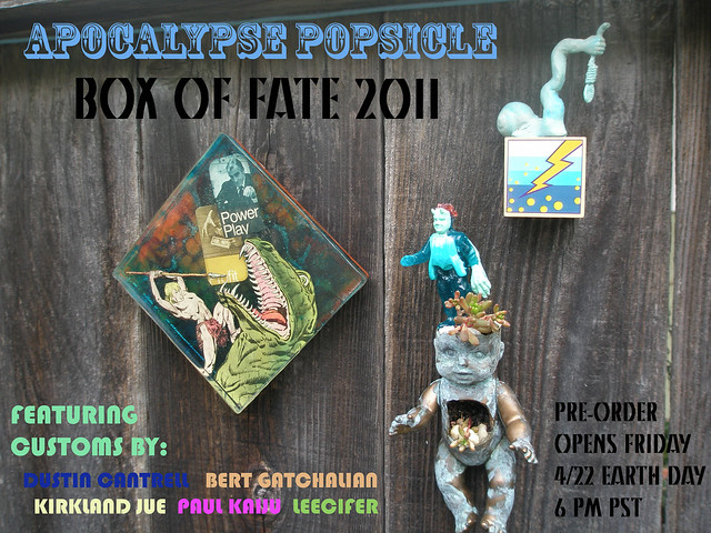 BOX OF FATE 2011 PROMO