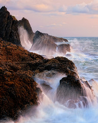 Central Oregon Coast (Jesse Estes) Tags: oregon centraloregon coast bravo waves jesseestesphotography