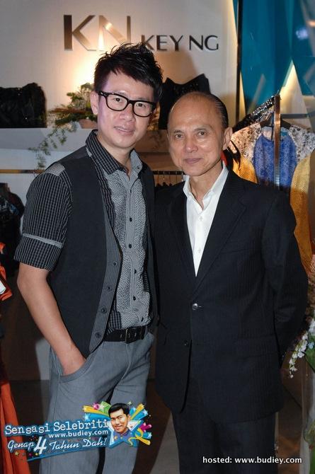 Key Ng & Dato' Jimmy Choo