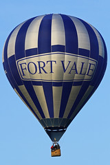 G-FVEL (Fort Vale)