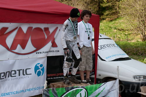 Photo ID 1 - Juvenile podium, NDH 2011 @ Alwinton_