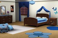 Generations Teen Bedroom