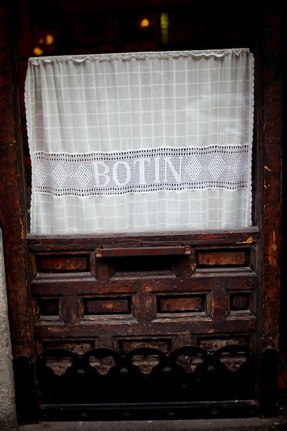Restaurant Botin 1725