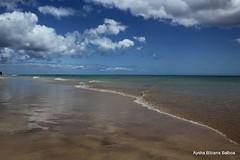 Playas de Fuerteventura (Aysha Bibiana Balboa) Tags: paisajes sol atardecer mas fuerteventura nubes olas playas puestasdesol dunas jandia corralejo doublyniceshot marinasacantilados ayshabibianabalboa