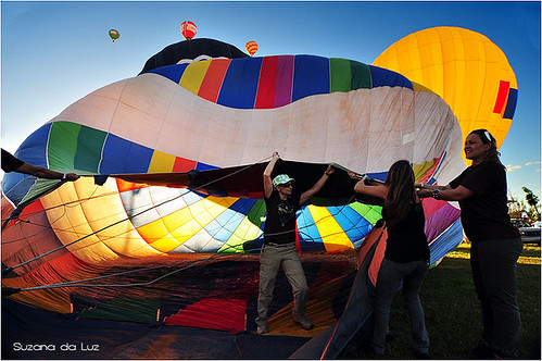 Balonismo 2011