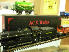 "O scale Ace Trains • <a style=""font-size:0.8em;"" href=""http://www.flickr.com/photos/58046044@N03/5659921339/"" target=""_blank"">View on Flickr</a>"