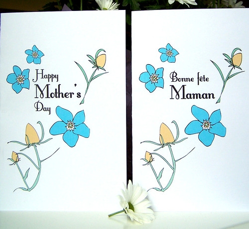 Mother's Day Card - Free printable