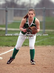 7I1R8328 (warren.robison) Tags: girls sports girl sport ball out photography action central first indiana christian highschool varsity softball bethesda pitcher triton basemen filder fairland ihsaa