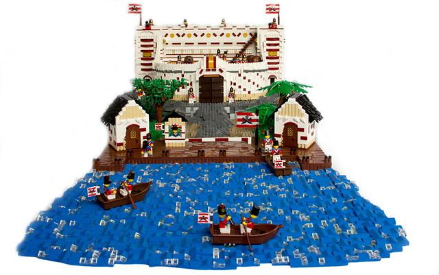Caribbean Fortress