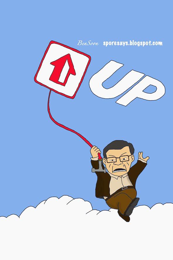 Mah Bow Tan as Carl in UP