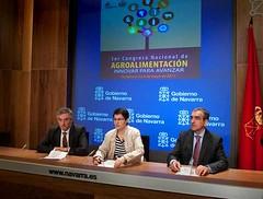 Presentación I Congreso Nacional de Agroalimentación