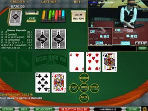 Texas Hold'em Bonus