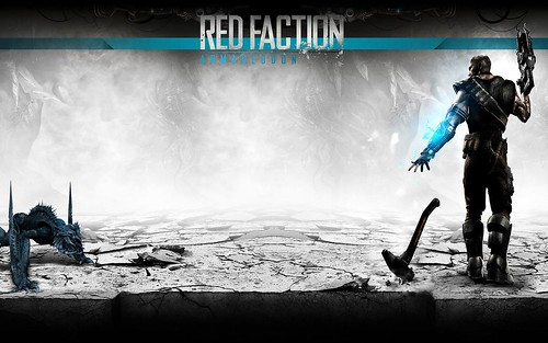 Red Faction: Armageddon Troubleshooting Guide