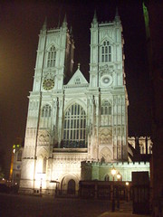 Front of Westminster Abbey at Night (a3rynsun) Tags: london westminster abbey westminsterabbey night nighttime