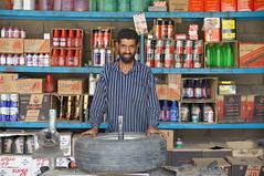 I'll be your Satanic mechanic (CharlesFred) Tags: saudi arabia mechanic saudiarabia greasy asir a alfarsha