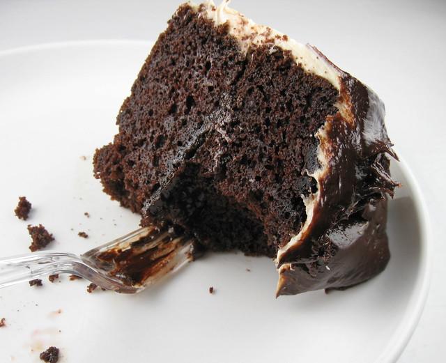 Vanilla Sugar Blog Chocolate Cake W Raspberry Filling