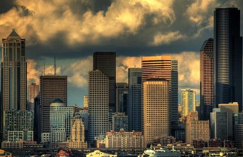 フリー写真素材, 建築・建造物, 高層ビル, 都市・街・村, アメリカ合衆国,