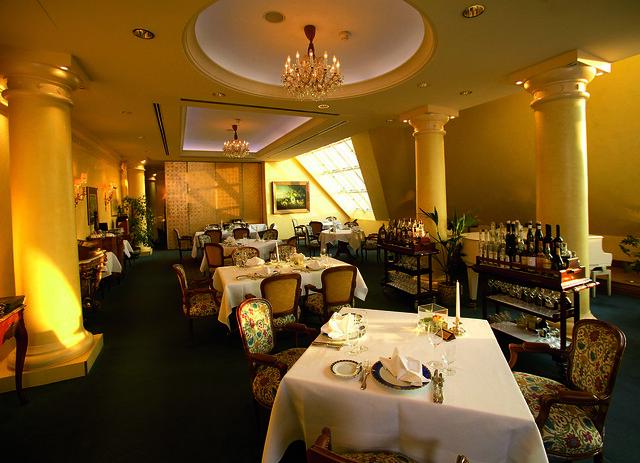 グランド ホテル ウィーンのオススメポイント:レストラン(Le Ciel)