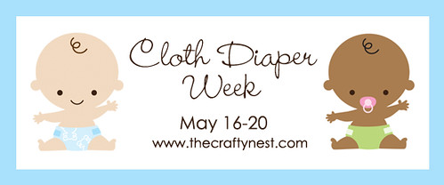 Cloth Diaper Week Banner