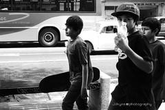 Skate Boys (Jilkyns 1) Tags: street parque boy portrait bw man blanco boys monochrome méxico kids canon mexico happy eos retrato guadalajara jalisco skate mexique mexiko messico pasos monocrome monocromatico davidgomez davidgómez 60d canon60d deyvyd jilkyns jilkynsphotography