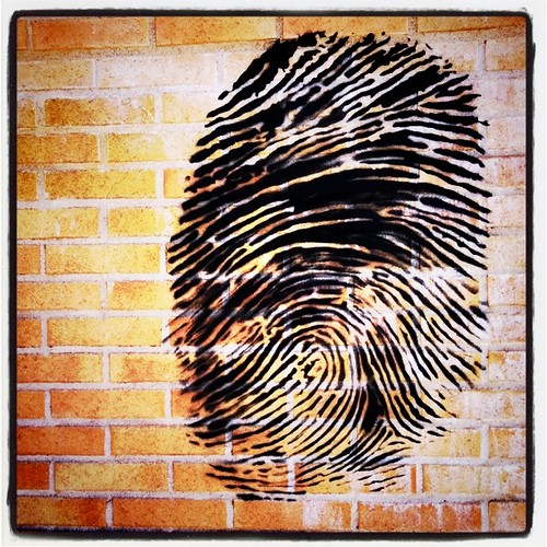 Fingerprint @Väst på stan