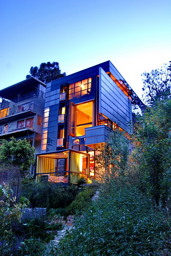 Sean Briski Residence, Sean Briski, Architect 2006 by Michael Locke