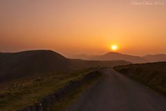 The Dawn Road (jactoll) Tags: road morning sunrise landscape dawn nikon shropshire hills 1001nights longmynd d60 churchstretton 1685mm 1001nightsmagiccity mygearandme jactol