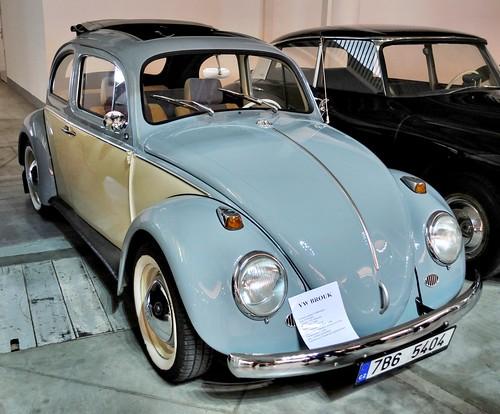 VW Kfer 1958 The