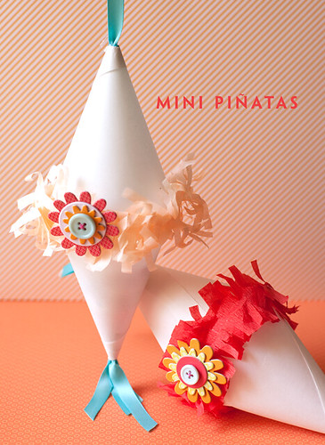 Mini Pinatas Tutorial