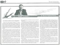 Toque Crítico... 04 de Mayo del 2011