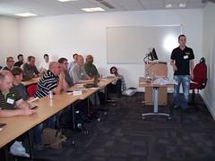 Seb Lambla (Craig Murphy) Tags: scotland glasgow may ddd 2011 developerdeveloperdeveloper may2011 dddscotland dddscot