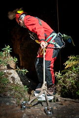 C' nessunoooo??? :) (Vanesya) Tags: canyoning corda esercitazione armo speleologia cavaromana nuxis speleologo gsags vanesya gruppospeleoarcheologicogiovannispano