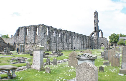 Cathedral at St Andrews