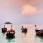 Dusk Glow on Sunrise Beach | Koh Lipe | Thailand