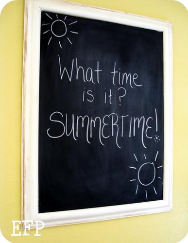 summertimechalkboard