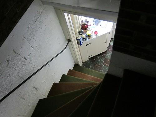 Bob's stairs