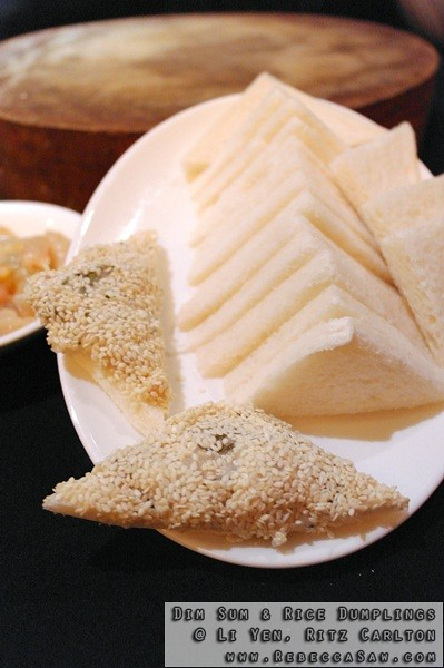 Dim Sum N Rice Dumplings At Li Yen Ritz Carlton-26