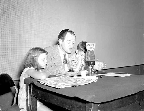 Mayor Hubert H. Humphrey (Minneapolis Tribune)