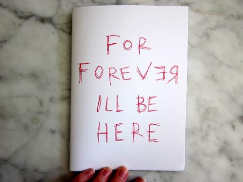 For Forever Zine