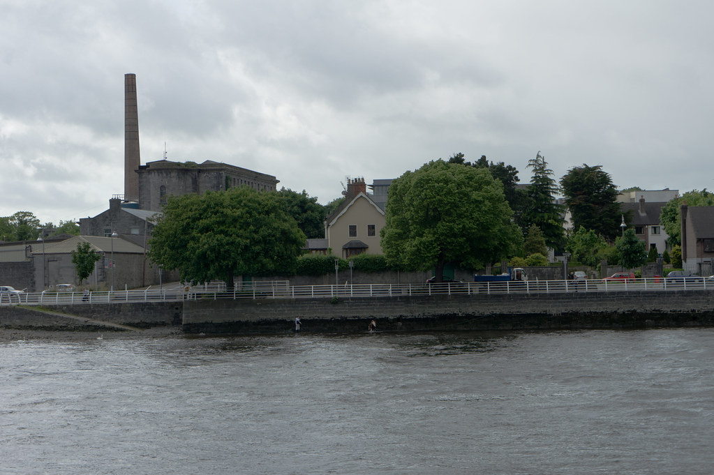 Limerick - O'Callaghan Strand (Originally Meade's Quay)