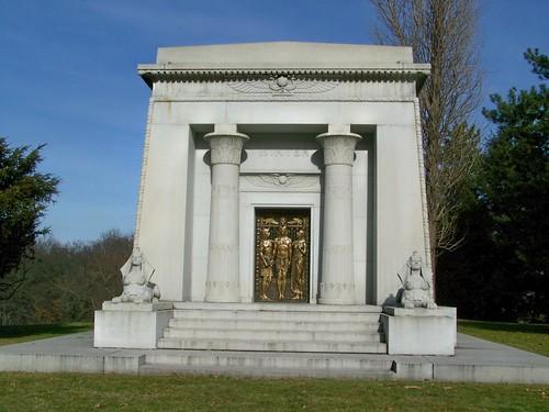 Winter Mausoleum by sportsedit15224