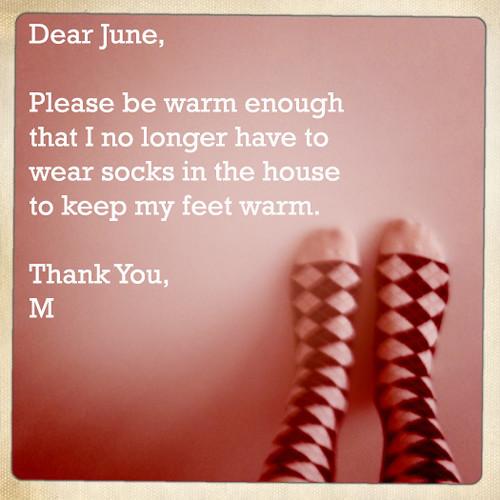 Dear June