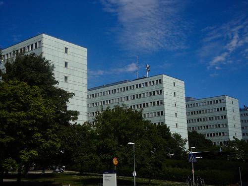 Stockholm University: Södra husen