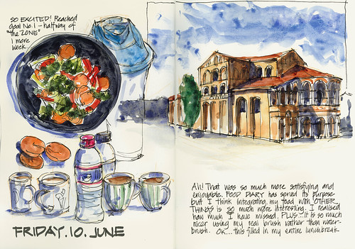 110610 Food  and Murano Take 3 by borromini bear
