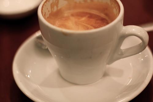 Sunday: coffee with mama